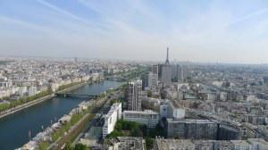 Paris. Just sayin'.
